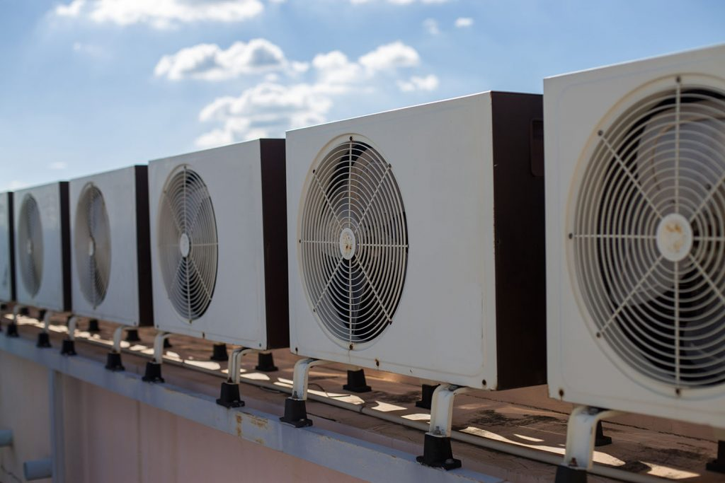 Emergency cooling services